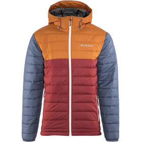 Columbia Powder Lite - Veste Homme - orange/rouge